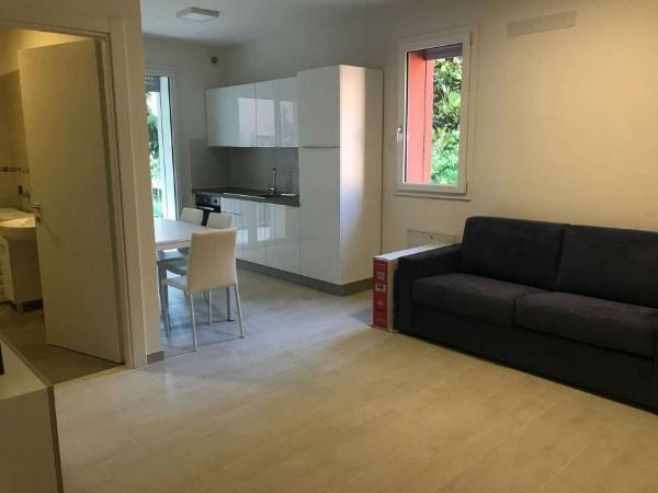 Appartamento in affitto a Bologna, Murri Mazzini, Arredato, 35 mq