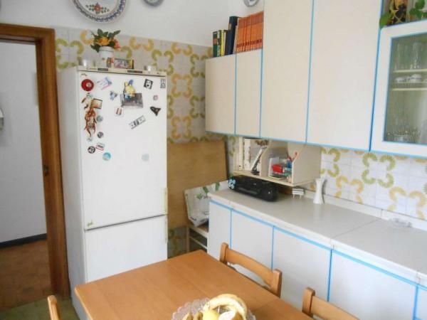 Casa indipendente in vendita a Rapallo, San Pietro Di Nonella, Con giardino, 130 mq - Foto 40