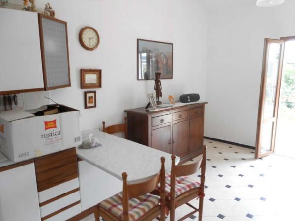 Casa indipendente in vendita a Rapallo, San Pietro Di Nonella, Con giardino, 130 mq - Foto 62