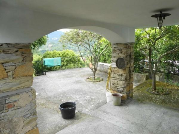 Casa indipendente in vendita a Rapallo, San Pietro Di Nonella, Con giardino, 130 mq - Foto 32