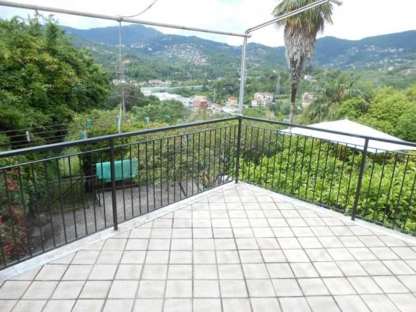 Casa indipendente in vendita a Rapallo, San Pietro Di Nonella, Con giardino, 130 mq - Foto 31