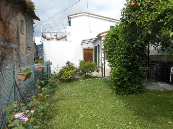 Casa indipendente in vendita a Rapallo, San Pietro Di Nonella, Con giardino, 130 mq - Foto 87