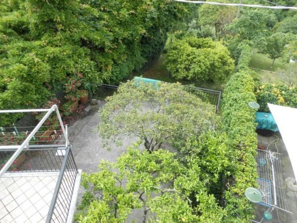 Casa indipendente in vendita a Rapallo, San Pietro Di Nonella, Con giardino, 130 mq - Foto 46