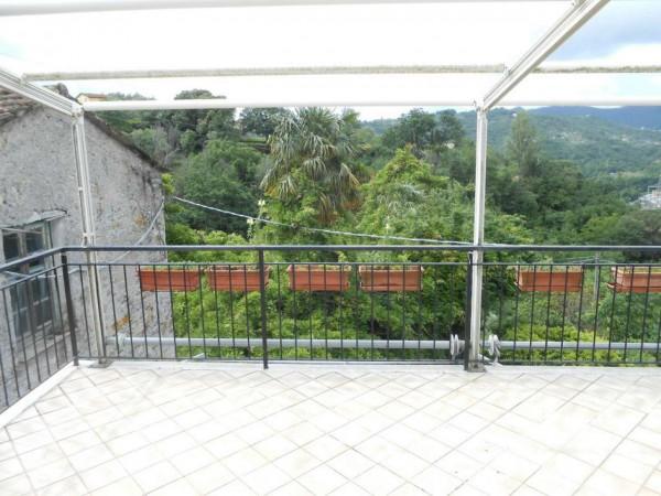 Casa indipendente in vendita a Rapallo, San Pietro Di Nonella, Con giardino, 130 mq - Foto 59