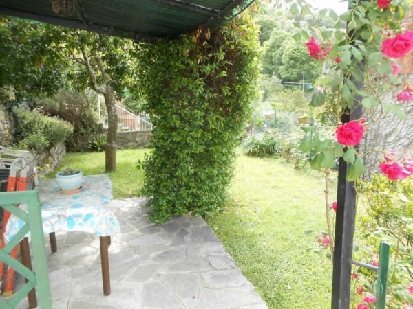 Casa indipendente in vendita a Rapallo, San Pietro Di Nonella, Con giardino, 130 mq - Foto 25