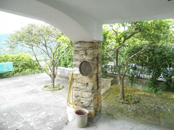Casa indipendente in vendita a Rapallo, San Pietro Di Nonella, Con giardino, 130 mq - Foto 9