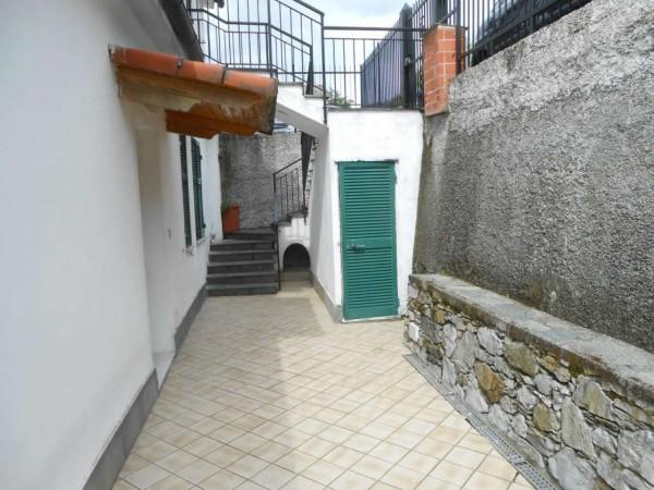 Casa indipendente in vendita a Rapallo, San Pietro Di Nonella, Con giardino, 130 mq - Foto 79