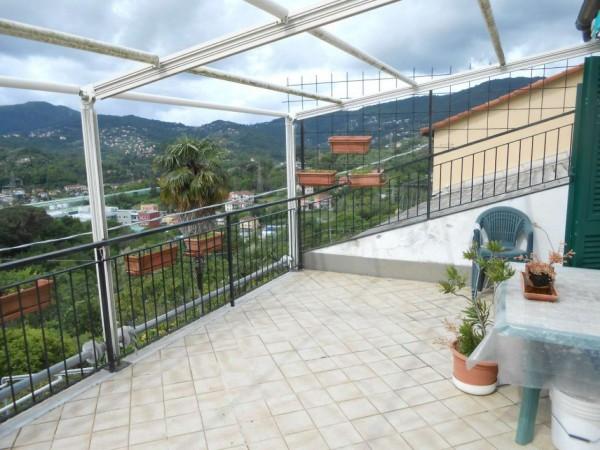 Casa indipendente in vendita a Rapallo, San Pietro Di Nonella, Con giardino, 130 mq - Foto 54