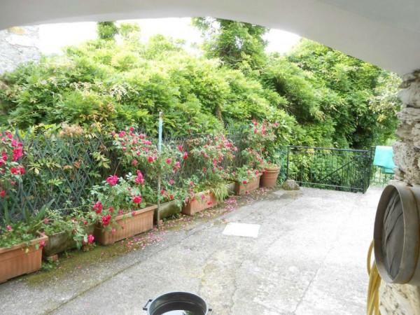 Casa indipendente in vendita a Rapallo, San Pietro Di Nonella, Con giardino, 130 mq - Foto 8