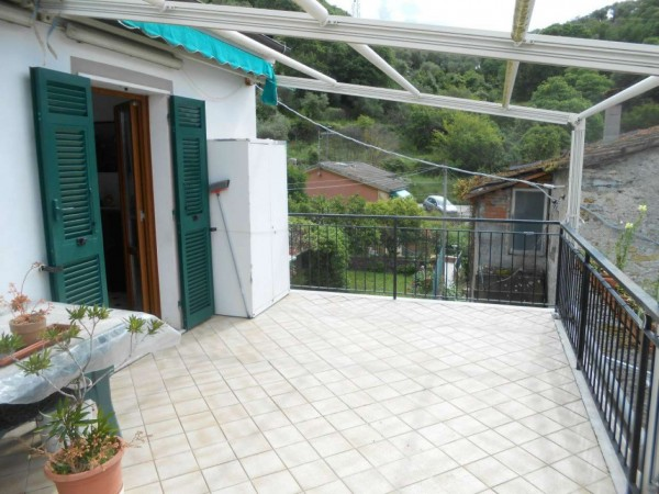 Casa indipendente in vendita a Rapallo, San Pietro Di Nonella, Con giardino, 130 mq - Foto 57