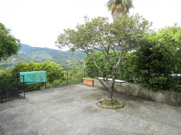 Casa indipendente in vendita a Rapallo, San Pietro Di Nonella, Con giardino, 130 mq - Foto 7