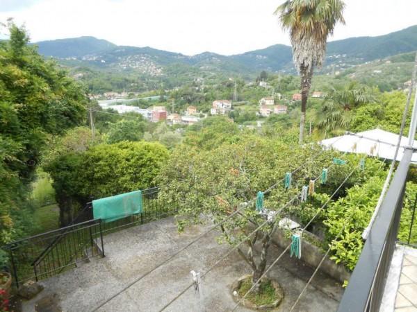 Casa indipendente in vendita a Rapallo, San Pietro Di Nonella, Con giardino, 130 mq - Foto 29