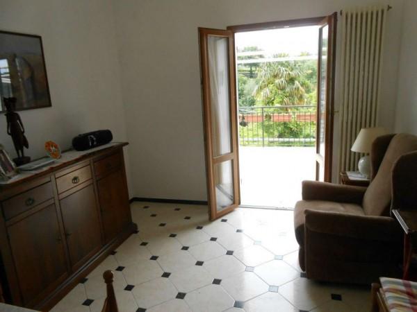 Casa indipendente in vendita a Rapallo, San Pietro Di Nonella, Con giardino, 130 mq - Foto 69