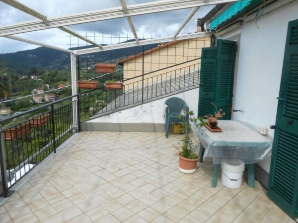 Casa indipendente in vendita a Rapallo, San Pietro Di Nonella, Con giardino, 130 mq - Foto 53
