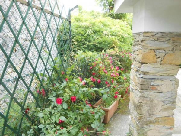 Casa indipendente in vendita a Rapallo, San Pietro Di Nonella, Con giardino, 130 mq - Foto 10