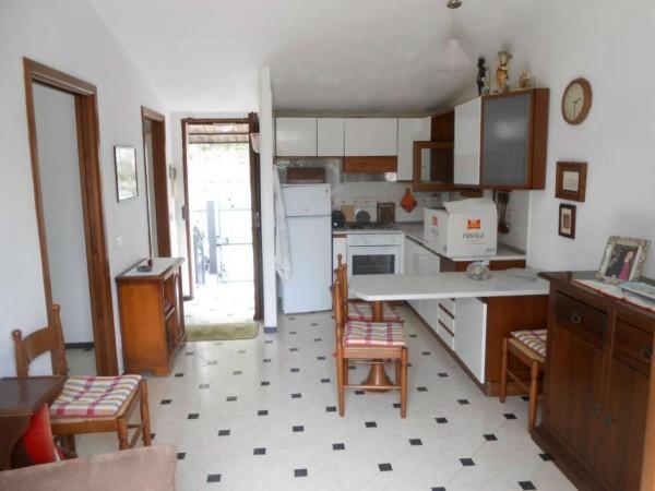 Casa indipendente in vendita a Rapallo, San Pietro Di Nonella, Con giardino, 130 mq - Foto 43