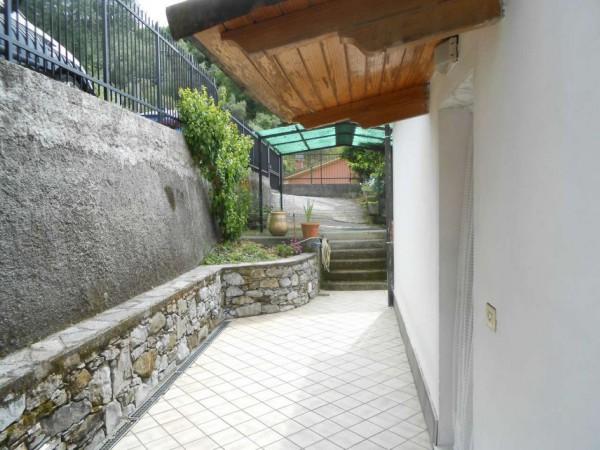 Casa indipendente in vendita a Rapallo, San Pietro Di Nonella, Con giardino, 130 mq - Foto 78
