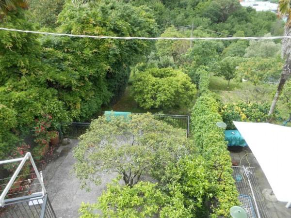Casa indipendente in vendita a Rapallo, San Pietro Di Nonella, Con giardino, 130 mq - Foto 44