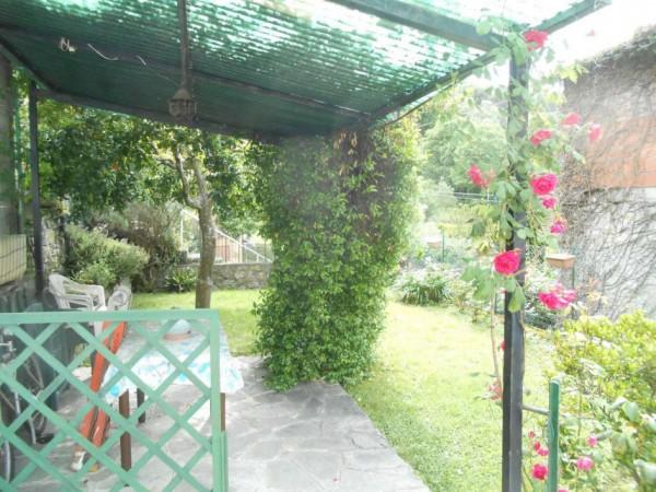 Casa indipendente in vendita a Rapallo, San Pietro Di Nonella, Con giardino, 130 mq - Foto 82