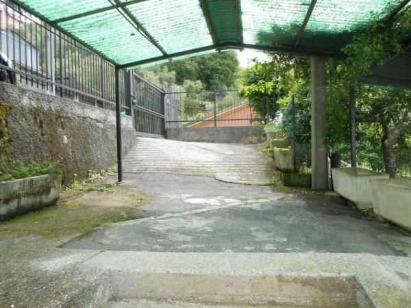 Casa indipendente in vendita a Rapallo, San Pietro Di Nonella, Con giardino, 130 mq - Foto 80