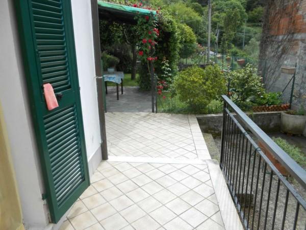 Casa indipendente in vendita a Rapallo, San Pietro Di Nonella, Con giardino, 130 mq - Foto 65