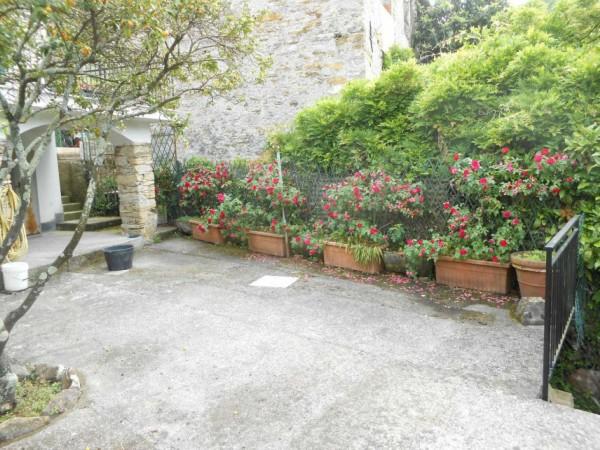 Casa indipendente in vendita a Rapallo, San Pietro Di Nonella, Con giardino, 130 mq - Foto 4
