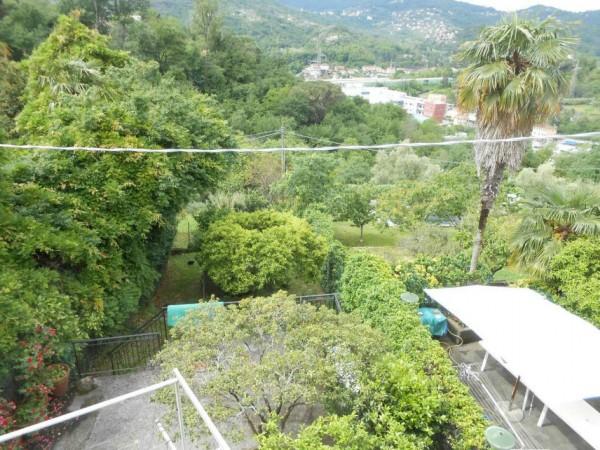 Casa indipendente in vendita a Rapallo, San Pietro Di Nonella, Con giardino, 130 mq - Foto 51