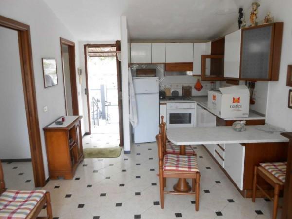 Casa indipendente in vendita a Rapallo, San Pietro Di Nonella, Con giardino, 130 mq - Foto 108