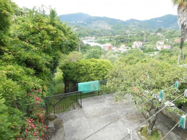 Casa indipendente in vendita a Rapallo, San Pietro Di Nonella, Con giardino, 130 mq - Foto 28