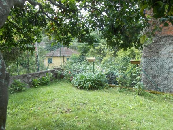 Casa indipendente in vendita a Rapallo, San Pietro Di Nonella, Con giardino, 130 mq - Foto 84