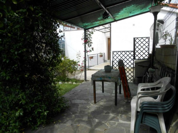 Casa indipendente in vendita a Rapallo, San Pietro Di Nonella, Con giardino, 130 mq - Foto 85