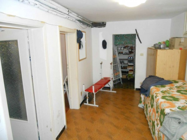 Casa indipendente in vendita a Rapallo, San Pietro Di Nonella, Con giardino, 130 mq - Foto 97