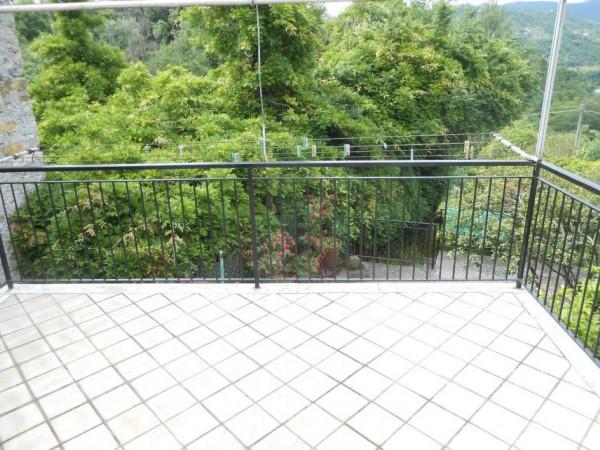 Casa indipendente in vendita a Rapallo, San Pietro Di Nonella, Con giardino, 130 mq - Foto 33