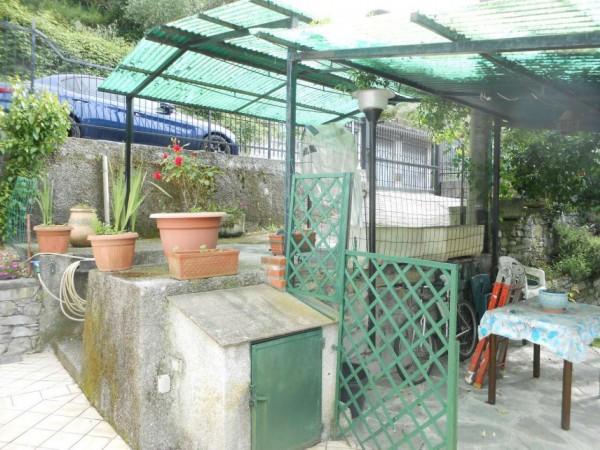 Casa indipendente in vendita a Rapallo, San Pietro Di Nonella, Con giardino, 130 mq - Foto 94