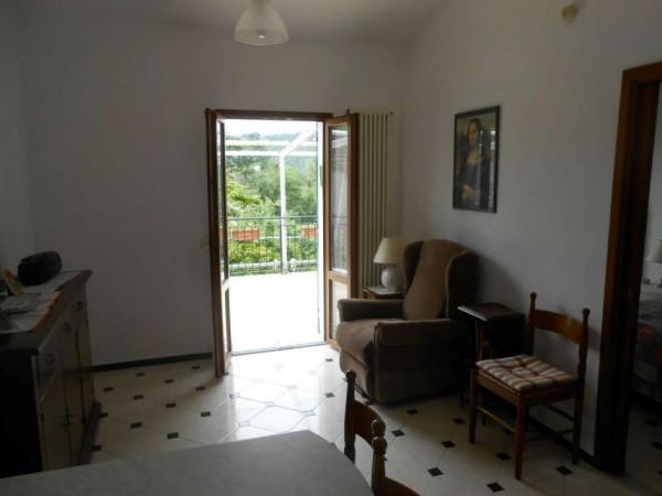 Casa indipendente in vendita a Rapallo, San Pietro Di Nonella, Con giardino, 130 mq - Foto 63