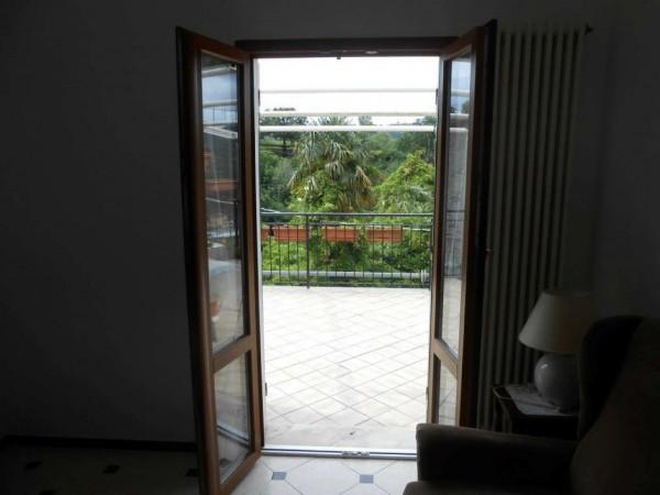 Casa indipendente in vendita a Rapallo, San Pietro Di Nonella, Con giardino, 130 mq - Foto 60