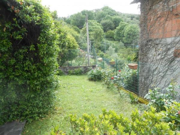 Casa indipendente in vendita a Rapallo, San Pietro Di Nonella, Con giardino, 130 mq - Foto 81