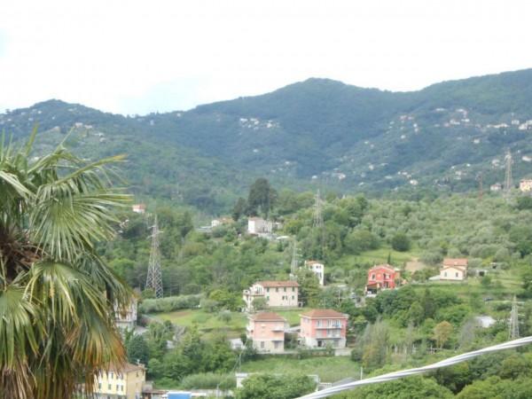 Casa indipendente in vendita a Rapallo, San Pietro Di Nonella, Con giardino, 130 mq - Foto 47