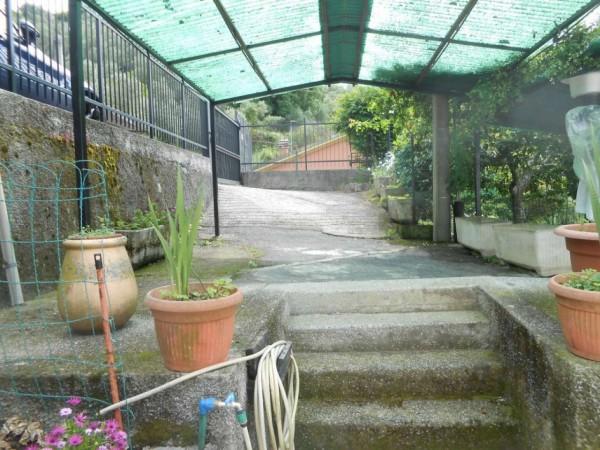 Casa indipendente in vendita a Rapallo, San Pietro Di Nonella, Con giardino, 130 mq - Foto 89