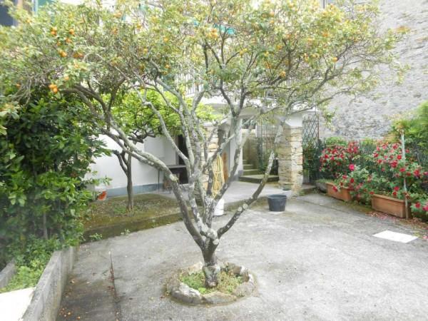 Casa indipendente in vendita a Rapallo, San Pietro Di Nonella, Con giardino, 130 mq - Foto 5
