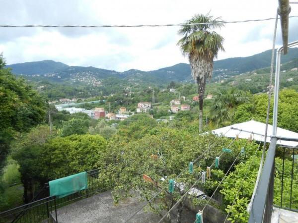 Casa indipendente in vendita a Rapallo, San Pietro Di Nonella, Con giardino, 130 mq - Foto 23