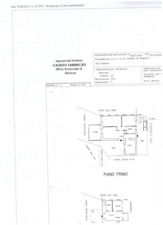 Casa indipendente in vendita a Rapallo, San Pietro Di Nonella, Con giardino, 130 mq - Foto 2