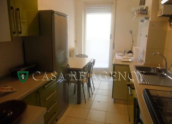 Appartamento in vendita a Varese, Biumo Superiore, Arredato, con giardino, 100 mq - Foto 10