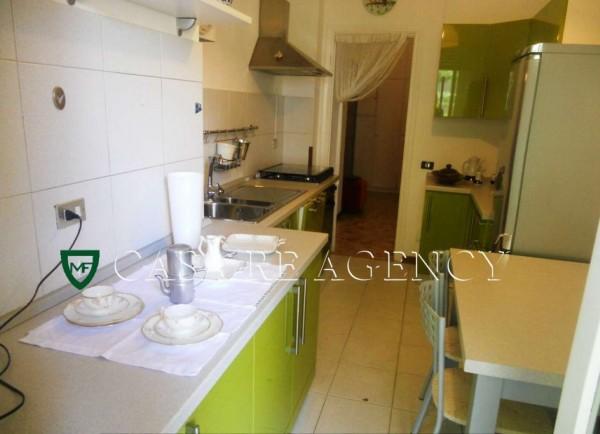 Appartamento in vendita a Varese, Biumo Superiore, Arredato, con giardino, 100 mq - Foto 20