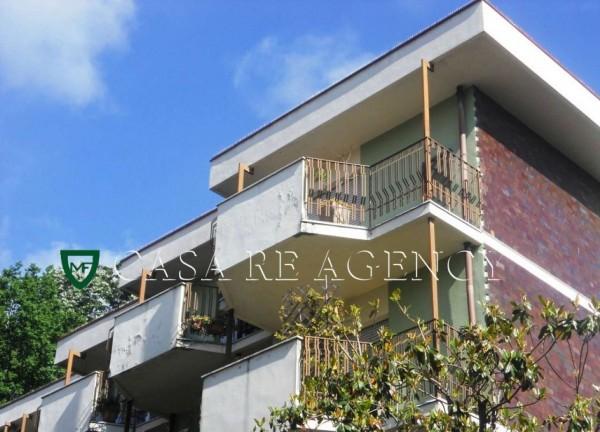 Appartamento in vendita a Varese, Biumo Superiore, Arredato, con giardino, 100 mq - Foto 3