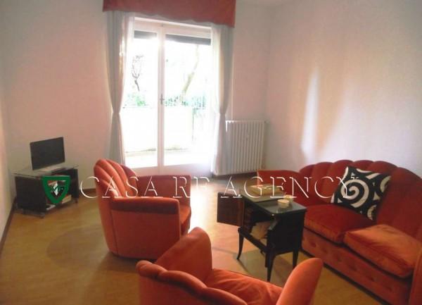 Appartamento in vendita a Varese, Biumo Superiore, Arredato, con giardino, 100 mq - Foto 21