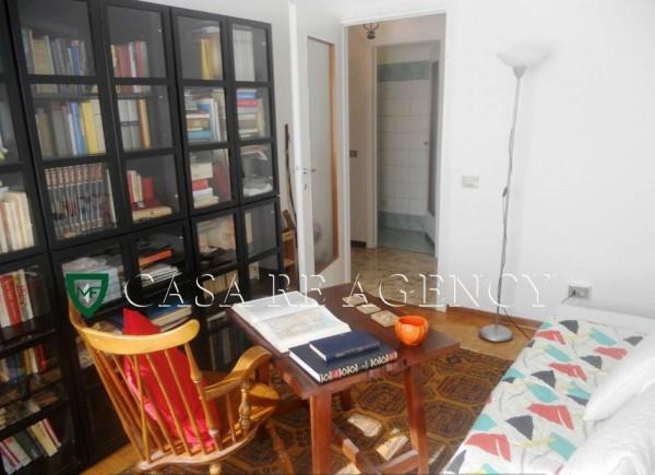 Appartamento in vendita a Varese, Biumo Superiore, Arredato, con giardino, 100 mq - Foto 15