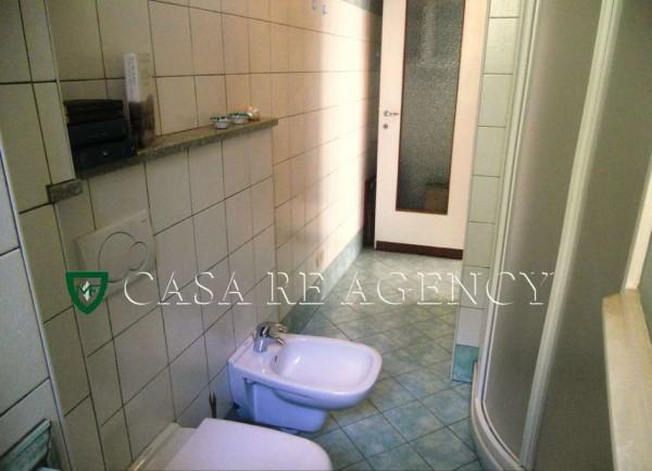 Appartamento in vendita a Varese, Biumo Superiore, Arredato, con giardino, 100 mq - Foto 16