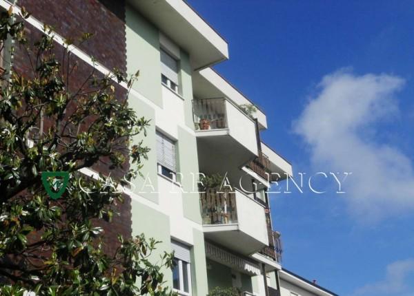 Appartamento in vendita a Varese, Biumo Superiore, Arredato, con giardino, 100 mq