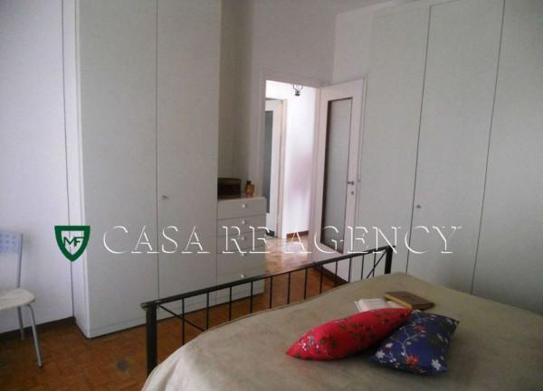 Appartamento in vendita a Varese, Biumo Superiore, Arredato, con giardino, 100 mq - Foto 17